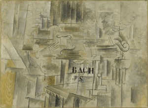 Homage to J. S. Bach, 1911-12
