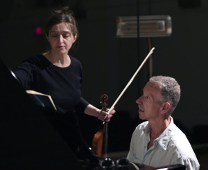 Michelle Makarski and Keith Jarrett