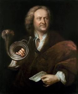 Gottfried Reiche, Bach's trumpeter