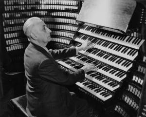 Marcel Dupré in 1948