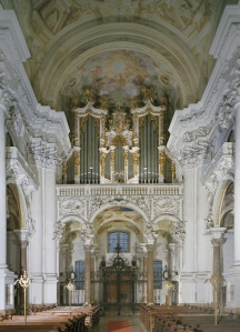 The Bruckner Organ at St. Florian Monastery