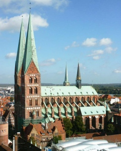 St. Mary Church, Lübeck