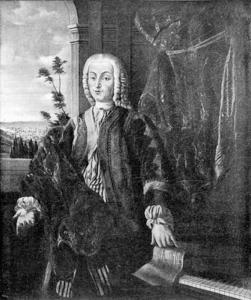 Bartolomeo Cristofori in 1726