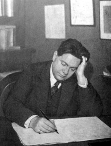 Darius Milhaud in 1926